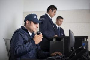 Empleo de monitorista de seguridad